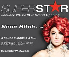 SUPERSTAR with Neon Hitch