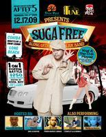 SUGA FREE performing with Live Band / Yogi and The...