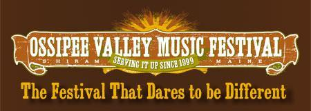 2013 Ossipee Valley Music Festival