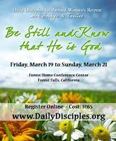 Daily Disciples Women's Retreat
