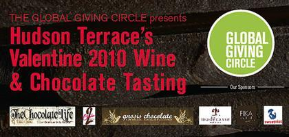 GGC's Chocolate & Wine Tasting at Hudson Terrace