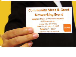 Community Meet and Greet: Networking Event in NJ