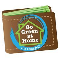 Go Green At Home [On A Budget]