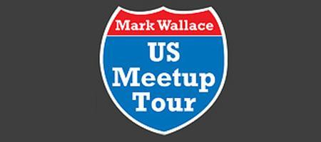 Mark Wallace US Meetup Tour: Ustream