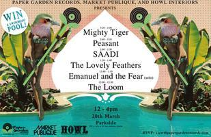 SXSW Party presented by Paper Garden Records, Market...
