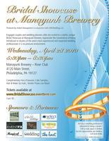 Bridal Showcase @ Manayunk Brewery