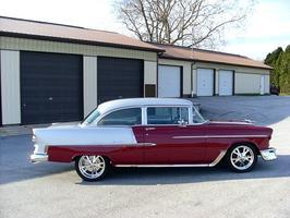 55' Chevy Bel Air 55th yr Anniversary Raffle!!