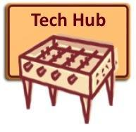Tech Hub Foosball Weekly Meet-up