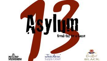 Asylum: Break Out for a Cause