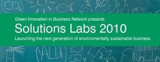 Green Innovation in Business Network: Solutions Lab...