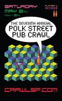 The 7th Annual CrawlSF Polk Street Pub Crawl