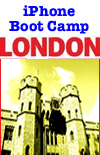 London iPhone Boot Camp - Three Day Intensive Workshop
