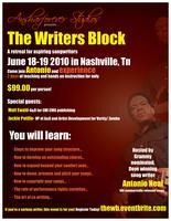 THE WRITERS BLOCK 2010