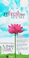 Refresh FRESH:  A Delicious Mother's Day Event with...