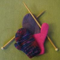 Charity Knitting Night - 1/17/13