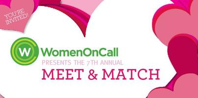 WomenOnCall's Meet & Match