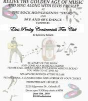 Elvis Presley Legends Sock Hop