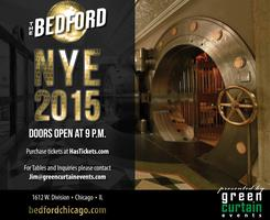 New Year's Eve at The Bedford