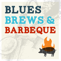 Blues, Brews & Barbeque