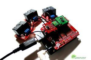digital gardening :: microcontrolling moisture with...