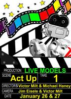 ▃▆█ Act Up! █▆▃ The Legendary Acting Event