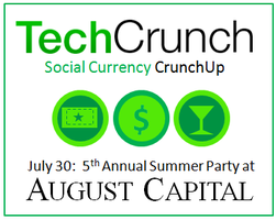 Social Currency CrunchUp and 5th Annual Summer Outing...