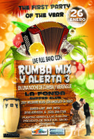 RUMBA CON  CUMBIA Y MERENGUE