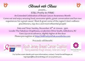 Brunch with Buzz presents STILL PRETTY IN PINK!