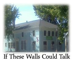 If These Walls Could Talk:   Tour of the Walnut Avenue...