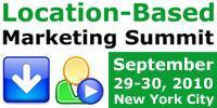 Location Based Marketing Summit - VIP registration