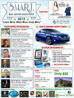 S.M.A.R.T. Real Estate Sales Expo - January 31st, 2013