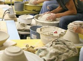 Intro Class (Session I ) The Potter's Wheel