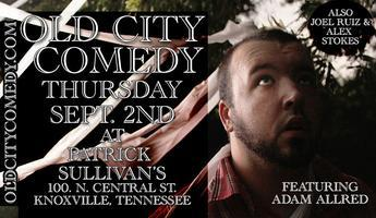 Old City Comedy Presents: Comedian Adam Allred