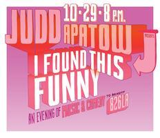 Judd Apatow Dave Eggers Host an Evening of Music and...