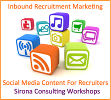 Maximising Social Media Content For Recruitment Workshop