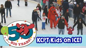 KCPT Kids on Ice Celebrates Clifford's 50th Birthday