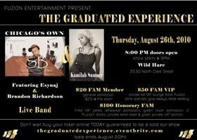 Fuzion Entertainment Present: The Graduated Experience