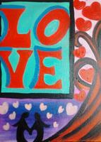 Valentine Madness Paint Party for Adults