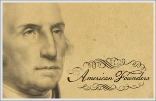 """American Founders Luncheon  - """"William Penn's Pursuit..."""