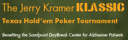 Jerry Kramer Klassic Charity Poker Tournament