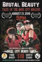 Join Angel City Derby Girls for a screening of  BRUTAL...