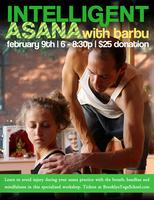 Intelligent Asana Workshop with Barbu Panaitescu