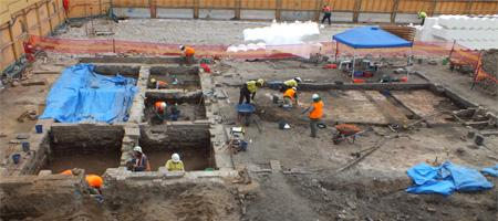 Unexpected excavations – Ultimo, what lies beneath