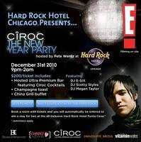 CIROC the New Year 2011 at The Hard Rock Hotel with...