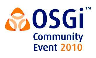 OSGi Community Event 2010 Complimentary Tutorial
