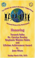 5th Annual Women of the World Awards