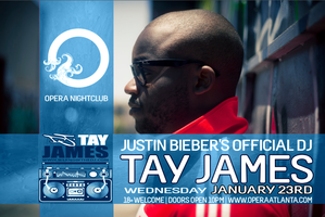 DJ TAY JAMES | COLLEGE NIGHT
