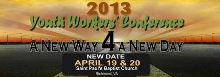 Youth Workers Conference 2013