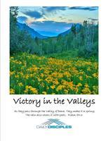 Victory in the Valleys Bible Study
