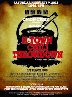 H-TOWN CHILI THROWDOWN - Team REGISTRATION only